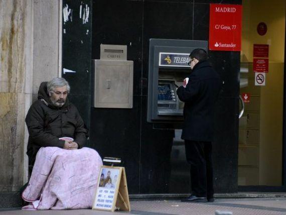 Moody s anticipeaza crestere economica in Spania in 2014, cu perspective pozitive pe termen mediu. Peste 800.000 de romani traiesc aici