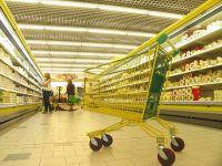 Transportatorii, in greva pe termen nelimitat. Prelungirea protestului va afecta aprovizionarea magazinelor