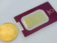 BCR vinde aur la ghisee, sub forma de monede si lingouri