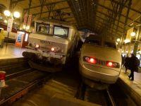 Traficul feroviar din Franta, perturbat de greva