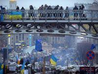 Primarul Kievului, revocat pentru protestele din capitala Ucrainei