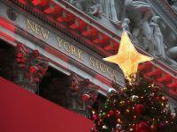 La 5 ani dupa criza, bursa de la New York incheie un an record: 3,7 trilioane dolari plus valoare. Cum se creioneaza anul 2014
