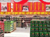 Romanii cumpara din ce in ce mai multe produse marca proprie, in medie cu 20% mai ieftine. Vanzarile de marci private au crescut la 14% din piata