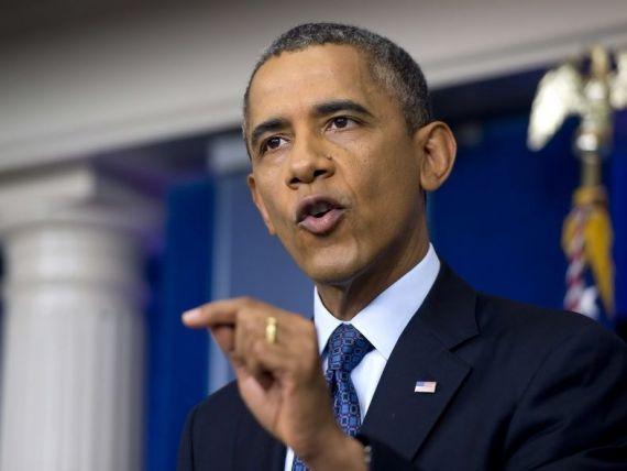 Obama a promulgat legea bugetului SUA pentru urmatorii doi ani