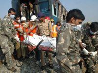 Incendiu la bordul unui tren, in India, soldat cu cel putin 9 morti