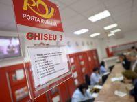 Posta a majorat tarifele cu pana la 237% la serviciile nereglementate