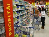 Romania a atins anul trecut recordul de a avea cele mai mici cresteri de preturi inregistrate vreodata. Lista produselor care s-au ieftinit cel mai mult
