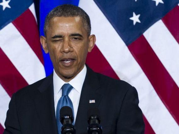 Barack Obama: Americanii vor vrea  miros de masina noua  in 2016
