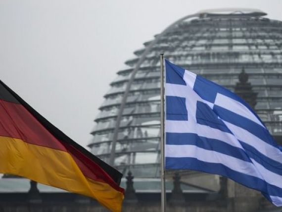 Der Spiegel: Germania pregateste un nou acord de finantare externa pentru Grecia, de 10-20 mld. euro