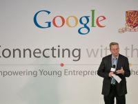 Presedintele Google primeste un bonus de 106 milioane dolari pentru anul trecut