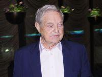 Miliardarul George Soros, lovit de o fosta iubita in timpul audierilor din sala de tribunal