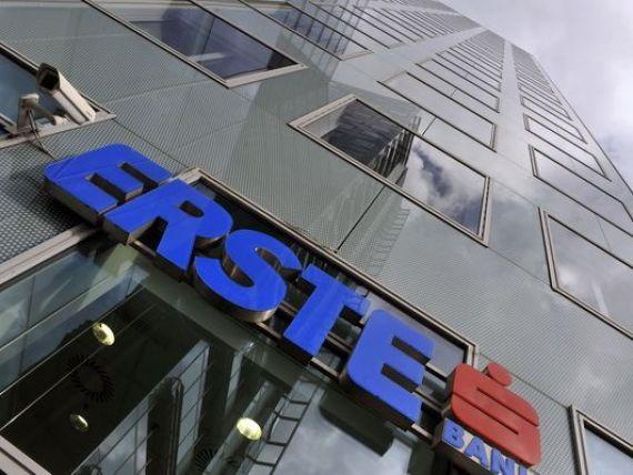 Erste a alocat 1 mld. euro pentru cresterea creditarii companiilor, iar o parte importanta ar putea ajunge in Romania