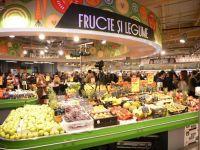 Inflatie de 0,9%, in ianuarie. Cel mai mult s-au scumpit legumele si fructele, gazele naturale si carburantii