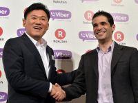 Dezvoltatorul de aplicatii de mesagerie si voce Viber va fi preluat de cel mai mare retailer online din Japonia, pentru 900 milioane de dolari