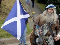Tot mai multe voci impotriva unei Scotii independente. Presedintele CE, Jose Manuel Barroso: Ar fi extrem de dificil, chiar imposibil sa adere la UE