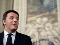 Matteo Renzi, omul care trebuie sa reformeze Italia. Costurile de finantare, la minimul ultimilor 8 ani dupa numirea politicianului de 39 de ani in functia de premier