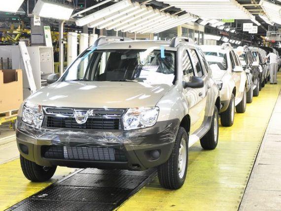 Inmatricularile Dacia in Germania, a doua piata pentru marca romaneasca, au scazut in noiembrie, dar au crescut cu 7,7% la 11 luni