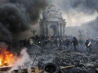 Van Rompuy: UE ar putea reveni asupra sanctiunilor economice impuse Rusiei, daca armistitiul din Ucraina este respectat. Moscova ameninta cu inchiderea spatiului aerian