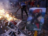 Opt morti si 137 de raniti in violentele din Venezuela