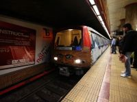 Circulatia la metrou, reluata dupa incidentul in care a decedat un barbat