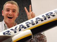 Ryanair, cel mai mare operator aerian low-cost din Europa, vrea sa introduca bilete de 10 euro, pentru Statele Unite