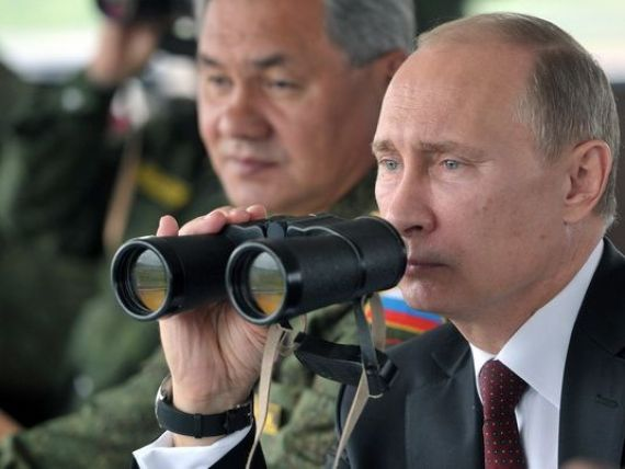 Vladimir Putin, in prima declaratie publica legata de tensiunile din Ucraina, denunta  o lovitura de stat  si  o preluare a puterii prin arme  in tara vecina, dar sustine ca in acest moment nu este necesar sa trimita trupe