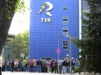 TVR a avut in 2013 un profit de 2,5 milioane lei, datoriile istorice sunt insa de 800 milioane lei. 300 dintre angajatii concediati anul trecut au dat institutia in judecata