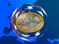 """BCE, nemultumita de cursul ridicat al euro. """"Aprecierea monedei unice creeaza presiuni asupra economiei zonei euro"""""""