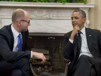 "Barack Obama avertizeaza: Rusia va suporta ""costuri"" daca va anexa Crimeea"