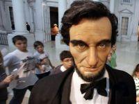Un Abraham Lincoln in versiune robotizata, scos la licitatie de un muzeu din Gettysburg