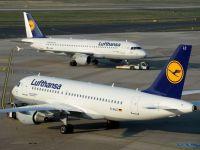 Lufthansa a transportat, anul trecut, 1,3 milioane de pasageri in si dinspre Romania, in crestere cu 1,8%