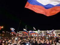 Parlamentul Crimeei voteaza pentru alipirea la Rusia