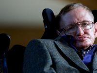 Scaunul cu rotile al lui Stephen Hawking și teza sa de doctorat s-au vândut cu 1 mil. dolari, în scopuri caritabile