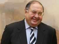 Miliardarul rus Usmanov, care a investit in Facebook, Alibaba si Uber, revine la investitiile in industria resurselor naturale, care l-au consacrat