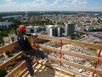 Constructiile s-au prabusit anul trecut. Lucrarile au scazut cu 6,7%, pe fondul lipsei proiectelor de infrastructura