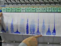 Cutremur cu magnitudinea de 4,8 in Vrancea