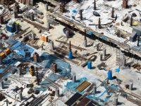 Mai putine autorizatii de constructii in 2014