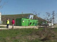 Profit din deseuri. Orasul din Romania care transforma gunoiul in energie electrica