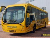 Cum facem din fluviul Dunarea principala cale de acces spre Europa, singurul autobuz care se mai produce in Romania se vinde doar ca schelet in Columbia si topul celor mai mici preturi la benzina din Europa