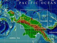 Cutremur cu magnitudinea 7,3 in Papua Noua Guinee