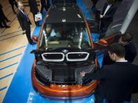 BMW a crescut cu 43% productia de automobile electrice i3. Numarul comenzilor a depasit asteptarile germanilor