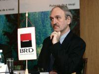 Giovanni Luca Soma si economistul Aurelian Dochia, numiti in CA al BRD