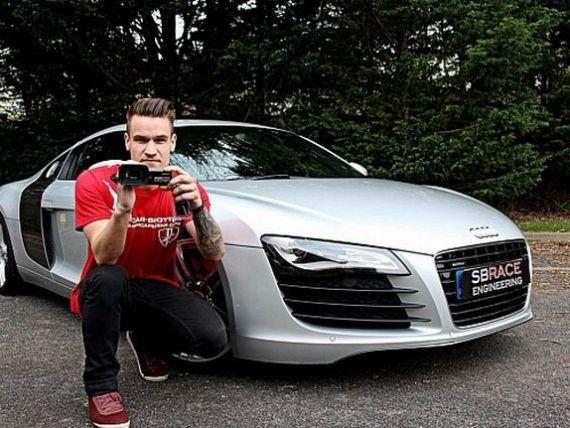 A inceput un business pe YouTube la 15 ani. Astazi castiga 5.000 de euro pe luna
