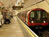 Greva la metroul din Londra