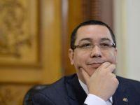 """Ponta: """"Cifrele preliminare indica o crestere economica de 3,2% pentru trimestrul I. Greu de scazut, in acest an, TVA la alte produse, daca reducem CAS"""""""