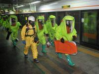 Coliziune a doua rame de metrou, la Seul. Zeci de raniti