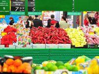 Preturile au scazut usor in iulie. Alimentele s-au ieftinit, dar au crescut tarifele serviciilor