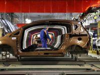 Ford opreste pentru noua zile productia la fabrica din Craiova, in septembrie