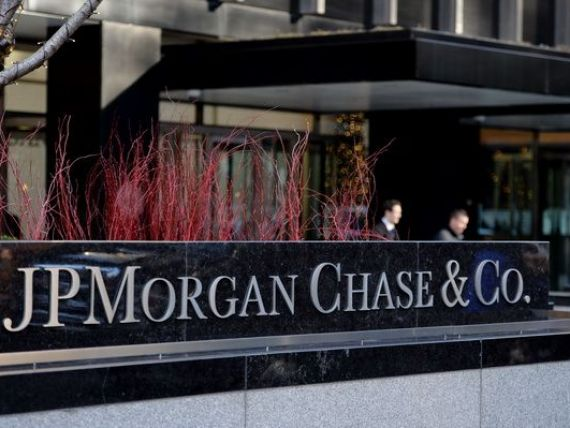 Pentru o greseala facuta de 6.300 de ori, JPMorgan, cea mai mare banca din SUA, a fost amendata cu o suma egala cu profitul pe care-l face in 3 minute