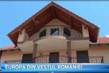 Multumim, Europa!  Cum a transformat intrarea in UE satul romanesc, unde localnicii ridica vile in stil mediteranean si s-au facut antreprenori cu banii munciti in strainatate